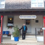 paula at general store whitesbog